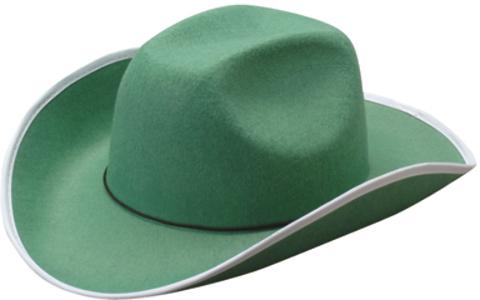 COWBOY HAT - Green (1904384)