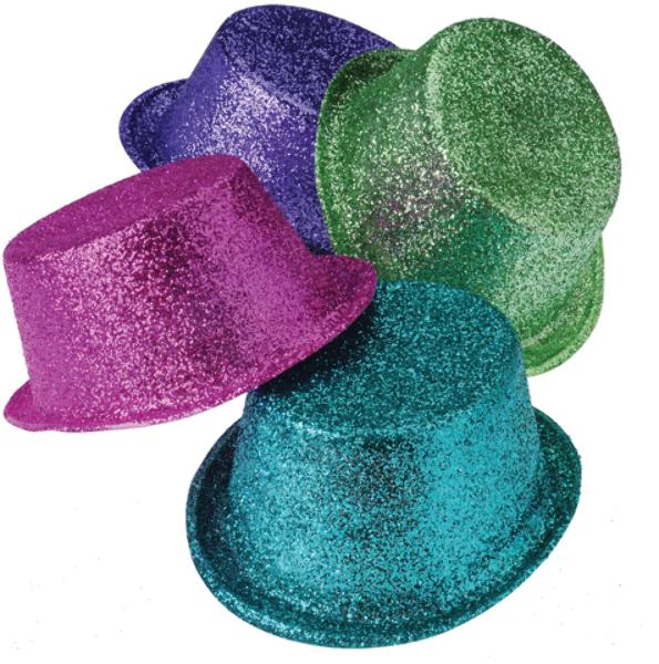 Glitter Top Hats [1776826]