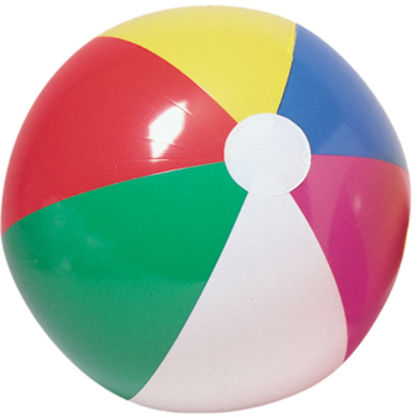 16 in. Inflatable BEACH Balls (1776909)