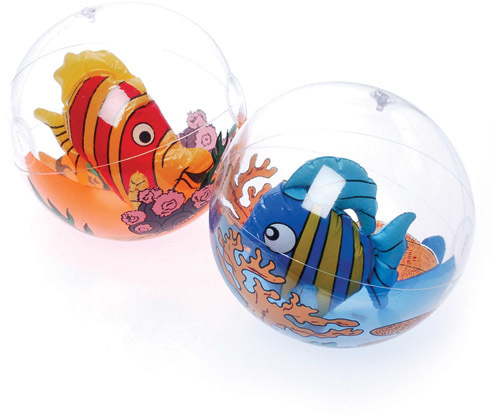 Inflatable Fish Ball TOYS [1776441]
