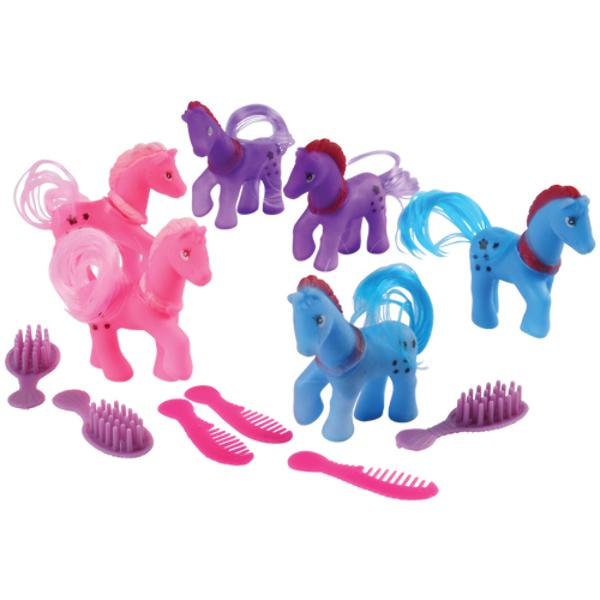 Pony With Comb Set [2269266]