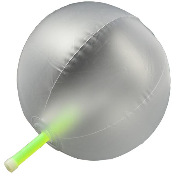 Glow BEACH Ball - 2/Box [2288623]