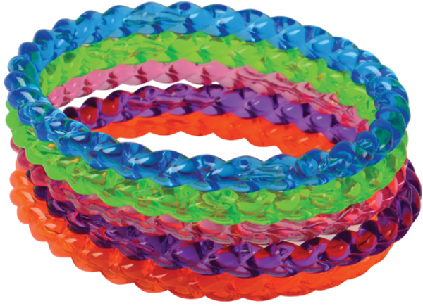 Crystal Plastic BANGLE Bracelets [1777773]