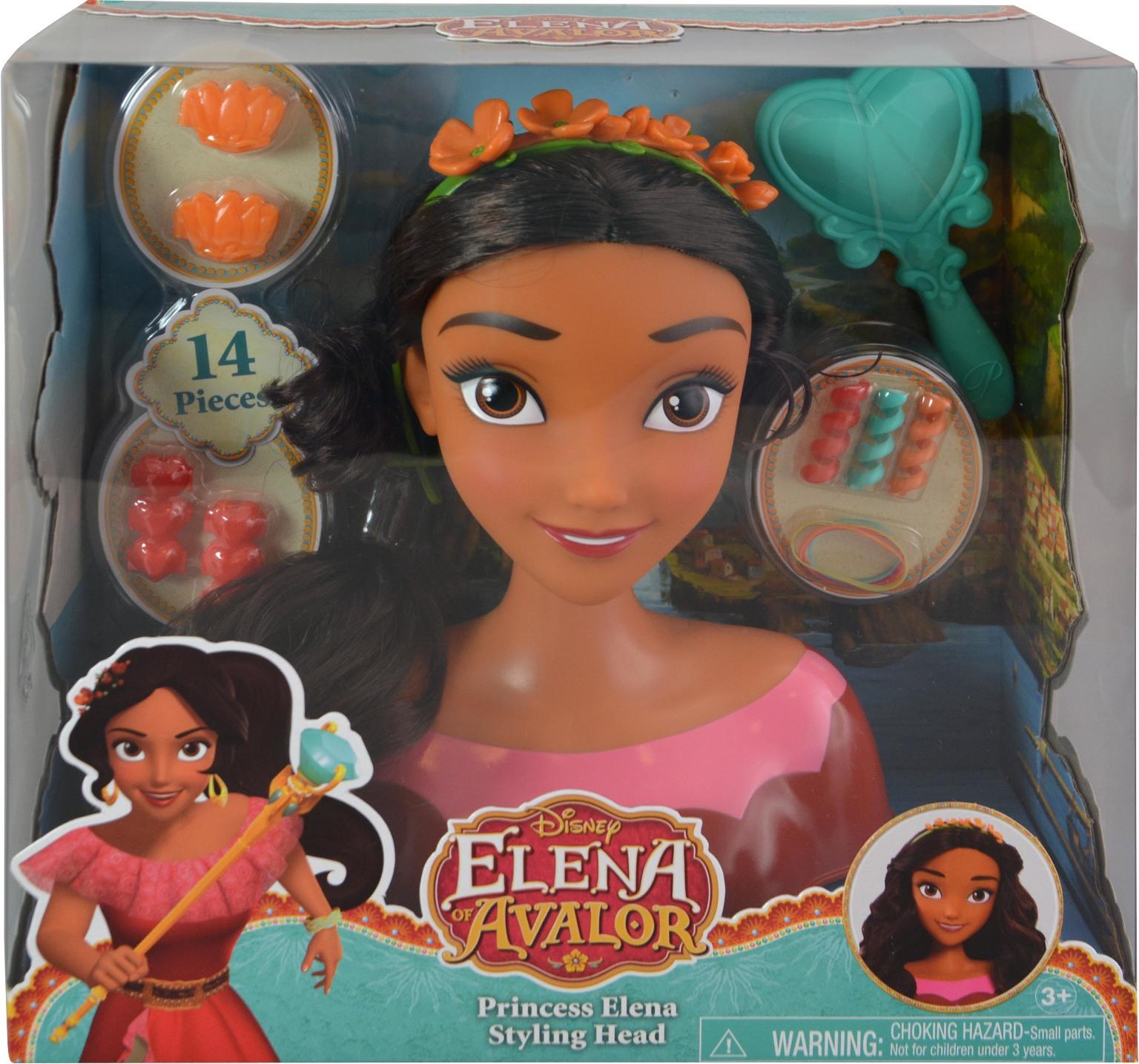 Elena of Avalor Elena Styling Head [2336616]