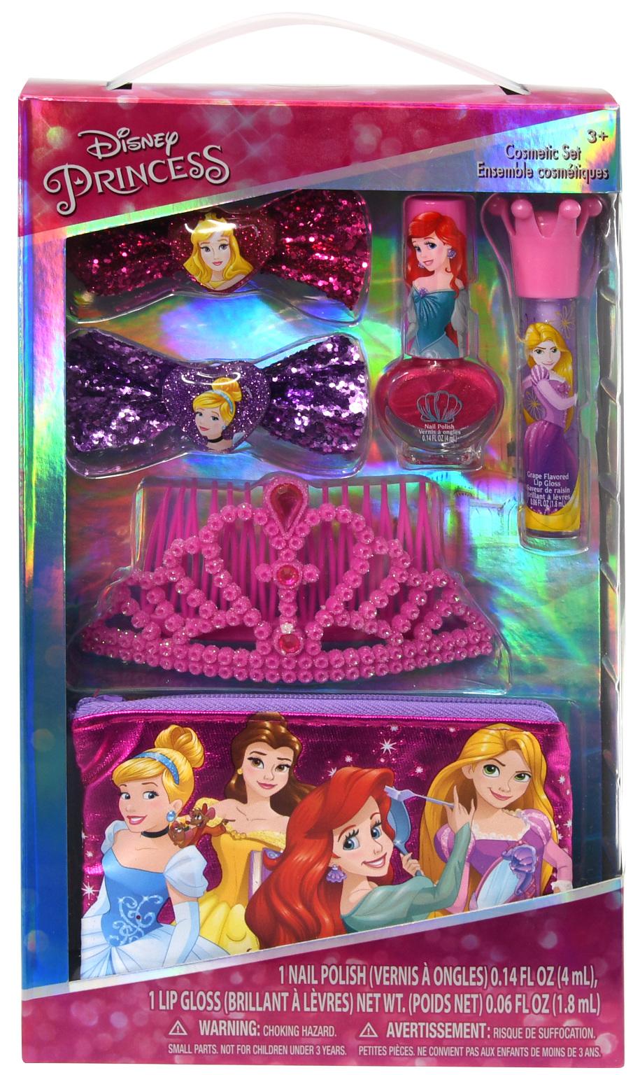 Disney Princess Cosmetic Set With Tiara [2336774]