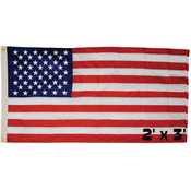 Perma-Nyl 2&#39;x3&#39; Nylon U.S. Flag