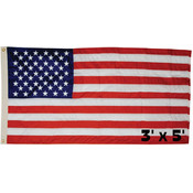 Perma-Nyl 3&#39;x5&#39; Nylon U.S. Flag