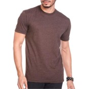 Mens Next Level Men's CVC Crew Shirt Espresso Lrg