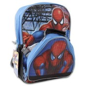Spiderman Backpack With Detachable Bag 16 Inches Height