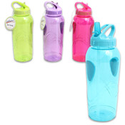 32 Oz. Flip-Open Straw Water Bottle Wholesale Bulk