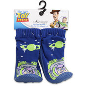 Toy Story Baby Slipper Socks with Rubber Grip Soles Wholesale Bulk