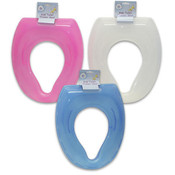 14.5' Kids Plastic Training Toilet Seat Wholesale Bulk