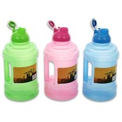 Water Bottle with Flip Lid, 10' Assorted Wholesale Bulk