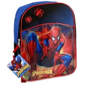 Spiderman Backpack 15x12x5 Inches Height