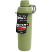 24 Oz. Stanley Recycled Plastic Water Bottle - Green Wholesale Bulk