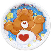 Care Bears Party Plate 8 Pack