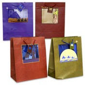 Large Everyday Matt Window Gift Bag