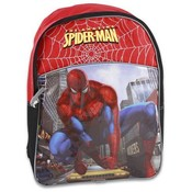 Spiderman Microsil Backpack 15 Inches Height