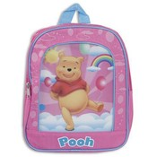 Disney Winnie The Pooh Backpack 11 Inches Height