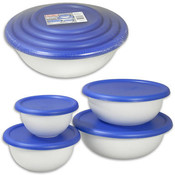 Bowl 8 Piece Mixing Set