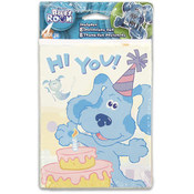 Blue's Clues Invitaions and Thank you Notes Wholesale Bulk
