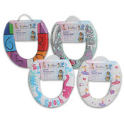 11.5' Plastic Kids Toilet Seat Cover Wholesale Bulk