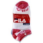 Fila Socks Gils 3 Pack 4-6 Sizes Assorted
