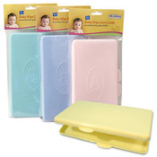 Baby Wipe Carry Case 4X8 Folding Case Wholesale Bulk