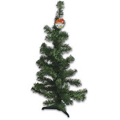 2 Ft Christmas Pine Tree 60 Tip & Stand Wholesale Bulk
