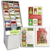 Christmas Cards Assorted Display English