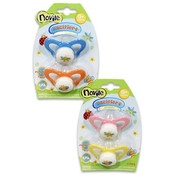 2 Pc Baby Pacifier BPA Free Silocone Wholesale Bulk