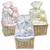 Plush Bear 9 Pieces Layette Set