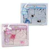 Baby Gift Set 4 piece Fleece