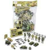 Military Force Army Set 45 Piece