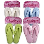 Ladies Slippers, Flip Flop Style