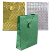 Metallic Gift Bag Assorted 17.25' Wholesale Bulk