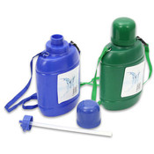 Canteen with Strap, 1 Liter Assorted Wholesale Bulk