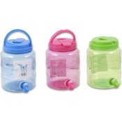 Plastic Water Jug with Spout, Assorted Wholesale Bulk