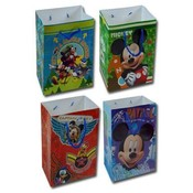 Disney Mickey Small Gift Bag 4 Assorted