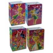 Disney TinkerBell Fairies Small Gift Bag