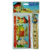 Jake The Neverland Pirates 4pc Stationery Set Wholesale Bulk