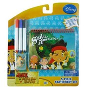 Jake The Neverland Pirates 5pc Personal Stationery Wholesale Bulk