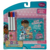 Disney Doc McStuffins Personalized 5pc Stationery Wholesale Bulk