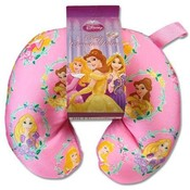 Disney Princess Printed Neck Pillow 13 x 12 Inch