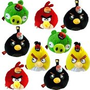 Angry Birds 10X12 Inch Plush Kids Pillow