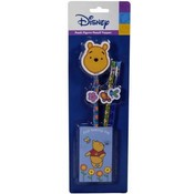 Disney Winnie Pooh Pencil Set Topper and 3 Pencils Wholesale Bulk