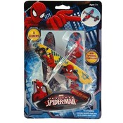 "Spiderman 2Pk Flying Gliders 10.5""x6.75"""