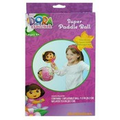 Dora Explorer Paddle & Inflatable Ball