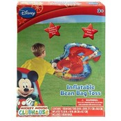 Disney Mickey Mouse Inflatable Bean Bag Toss Game