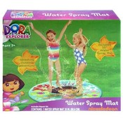 "Disney Dora Explorer 35"" Water Spray Mat Sprinkler"